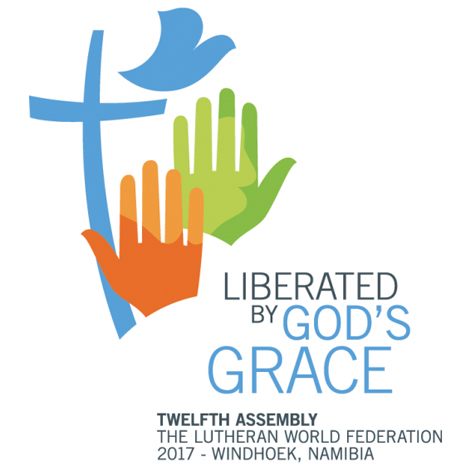 "LWF Twelfth Assembly ""Liberated by God's Grace"""