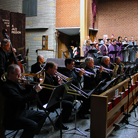 """8th annual Chicago """"Jazz Passion"""", world tour performance"""
