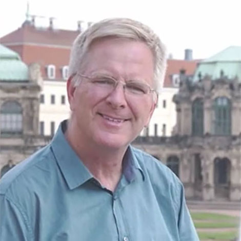 Viewing: Rick Steves' Luther and the Revolution (Fresno, CA)